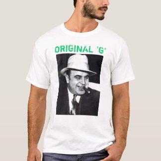 Al Capone - Originele 'G T Shirt
