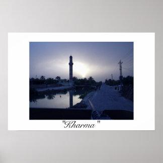 Al Kharma Poster