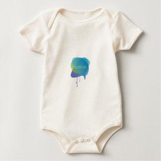 Al ongeluk is een springplank aan Fortuin Baby Shirt