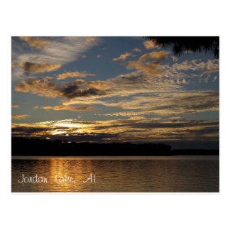 AL van het Meer van Jordanië Briefkaart