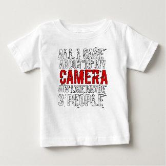 Al Zorg van I ongeveer is Mijn Gift van de Baby T Shirts