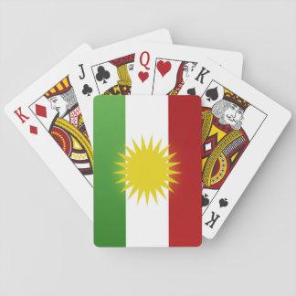 Ala Koerdistan Li ser karta lîstik Speelkaarten