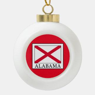 Alabama Keramische Bal Ornament