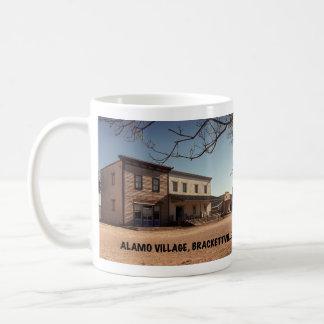 Alamo de Plaats van de Film van het Dorp Koffiemok