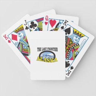 Alaska logoart. pak kaarten