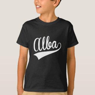 Alba, Retro, T Shirt