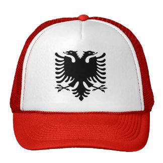 Albanees adelaarspet trucker petten