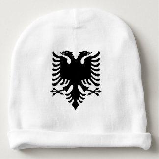 Albanees Wapenschild Baby Mutsje