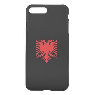 Albanese adelaar iPhone 8/7 plus hoesje