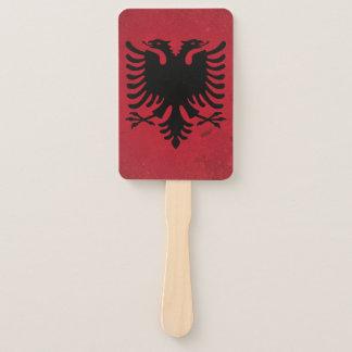 Albanië Handwaaier