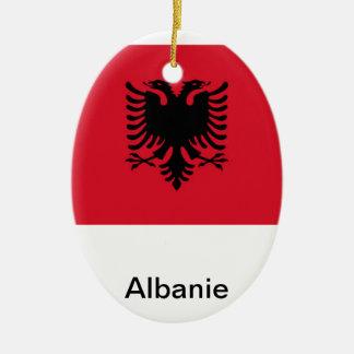 Albanië Keramisch Ovaal Ornament