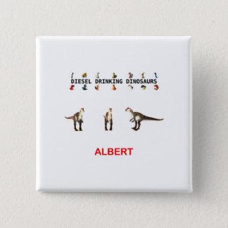 ALBERT VIERKANTE BUTTON 5,1 CM