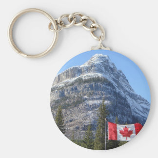 Alberta - BC Pensionair Basic Ronde Button Sleutelhanger