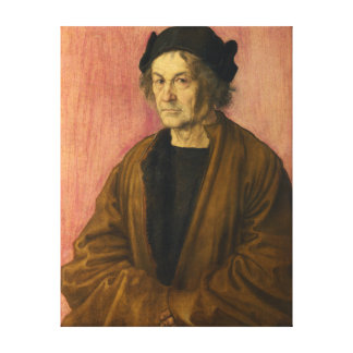 Albrecht Durer de Vader van Schilders Canvas Print
