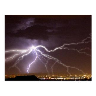 Albuquerque Hellstorm Briefkaart