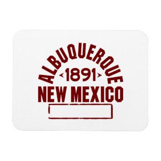 Albuquerque n.v. magneet