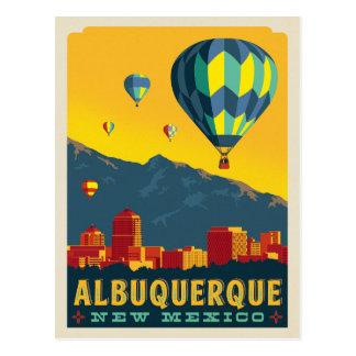 Albuquerque, New Mexico | Ballons van de Hete Briefkaart