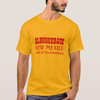 ALBUQUERQUE, NEW MEXICO T SHIRT