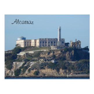 Alcatraz- San Francisco Briefkaart