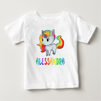 Alessandra Unicorn Baby T-Shirt