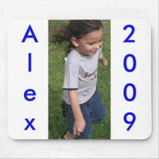 Alex, 2009, muismat