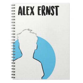 Alex Ernst Simple Art Notebook Ringband Notitieboek