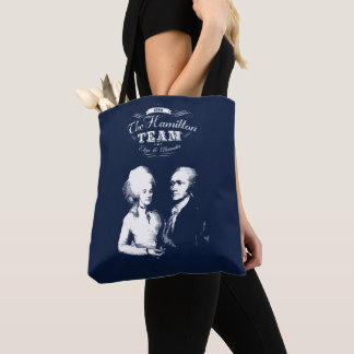 Alexander Hamilton, Eliza. De Giften van de Draagtas
