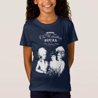 Alexander Hamilton. Eliza, Engelwortel, Peggy T Shirt