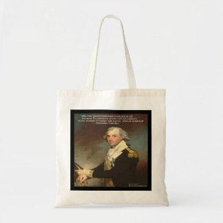 "Alexander Hamilton & ""waarom het Bolsa van de Draagtas"