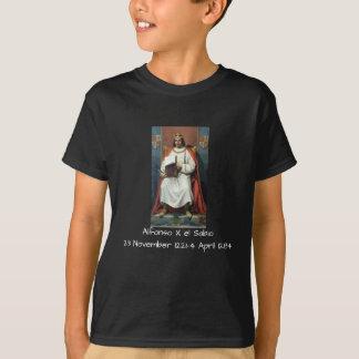 Alfonso x Gr Sabio T Shirt
