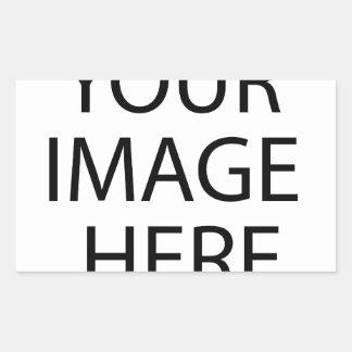Alfred Hitchcock Rechthoekige Sticker