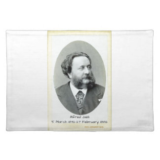 Alfred Jaell Placemat