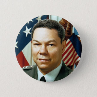 Algemeen Colin Powell Ronde Button 5,7 Cm