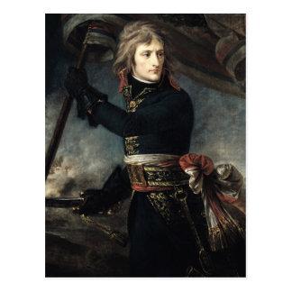 Algemene Bonaparte op de Brug in Arcole Briefkaart