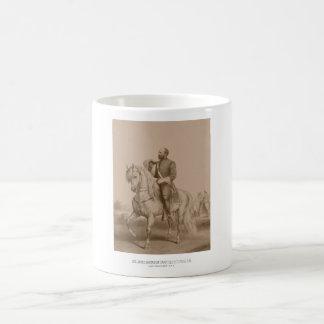 Algemene James Garfield -- Burgeroorlog Koffiemok