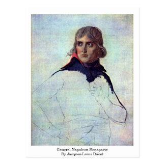Algemene Napoleon Bonaparte door Jacques-Louis Briefkaart
