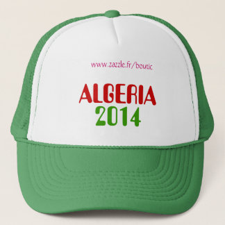 Algeria Trucker Pet