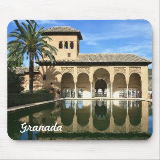 Alhambra Granada Spanje Mousepad Muismat