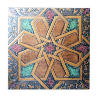 Alhambra Ontwerp #1 Tegeltje