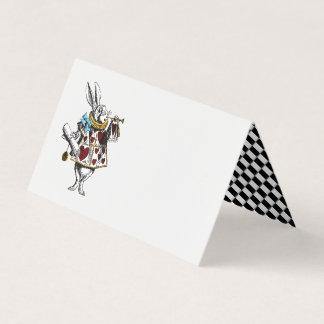 Alice bij het Konijn van het Sprookjesland Plaatskaart
