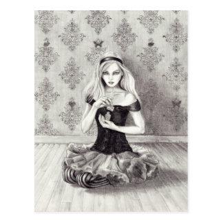 Alice - Briefkaart