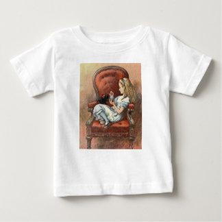 Alice en haar Katje Baby T Shirts