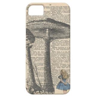 Alice in de telefoonhoesje van het Sprookjesland Barely There iPhone 5 Hoesje