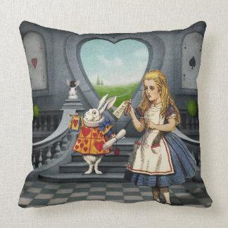 Alice in het Hoofdkussen van het Sprookjesland Kussen