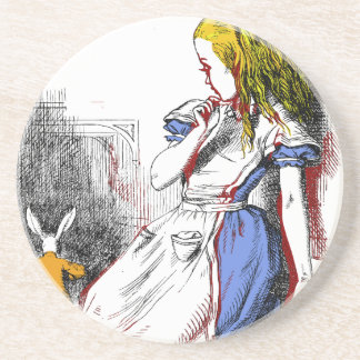 Alice in het Onderzetter van het Sprookjesland