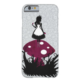 Alice in iPhone 6 van het Sprookjesland hoesje