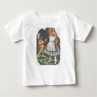 Alice in Sprookjesland & de Gekke Hoedenmaker Baby T Shirts