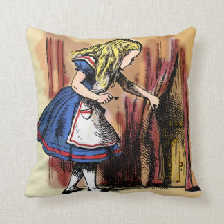 Alice in Sprookjesland en het Kleine Hoofdkussen Sierkussen