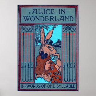 Alice in Sprookjesland 'in Woorden van Één Poster
