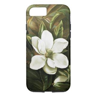 Alicia H. Laird: Magnolia Grandflora iPhone 8/7 Hoesje